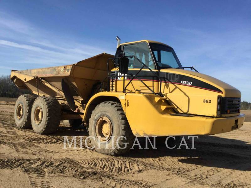 CATERPILLAR ARTICULATED TRUCKS 735 T equipment  photo 1