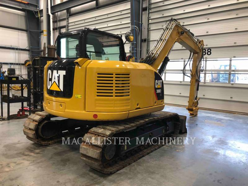 CATERPILLAR TRACK EXCAVATORS 308E2 equipment  photo 11