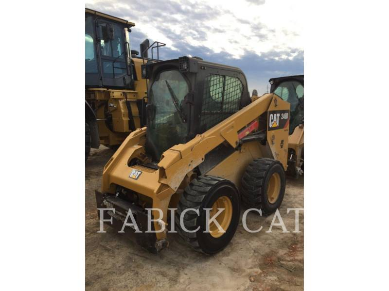 CATERPILLAR CHARGEURS COMPACTS RIGIDES 246D C3H2 equipment  photo 4