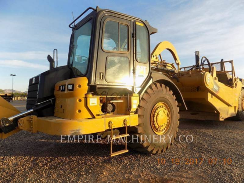 CATERPILLAR WHEEL TRACTOR SCRAPERS 627K equipment  photo 4