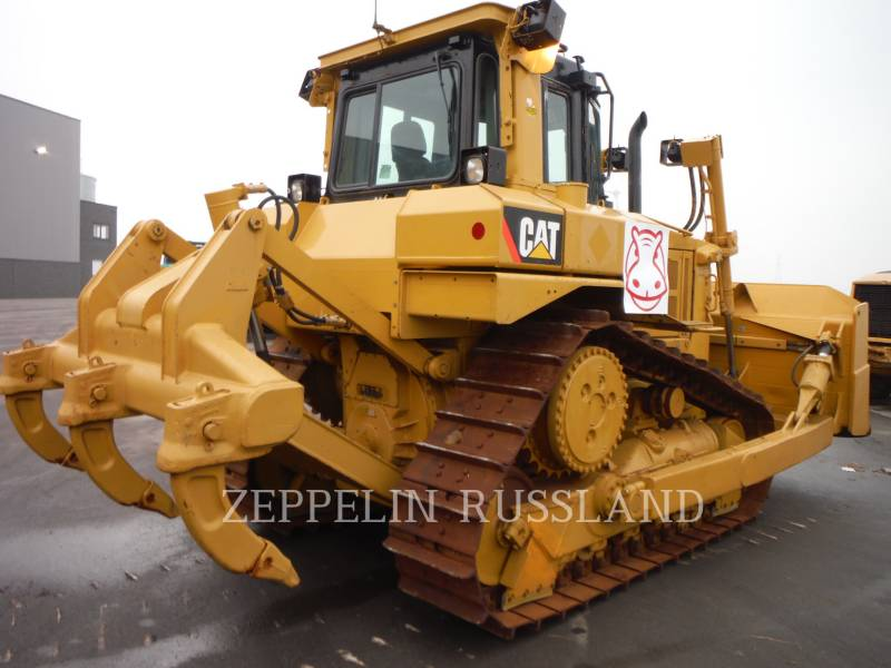 CATERPILLAR ブルドーザ D 6 T equipment  photo 4