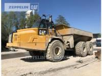 Equipment photo CATERPILLAR 745C KNIKGESTUURDE TRUCKS 1