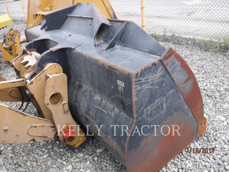 CATERPILLAR WT - GODET 930K FUSION QUICK COUPLER BUCKET equipment  photo 2