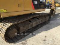 CATERPILLAR KETTEN-HYDRAULIKBAGGER 316EL equipment  photo 24