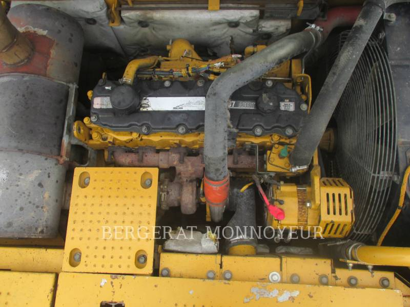 CATERPILLAR KETTEN-HYDRAULIKBAGGER 325DL equipment  photo 12