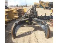 CATERPILLAR PELLES SUR PNEUS M322D MH equipment  photo 7