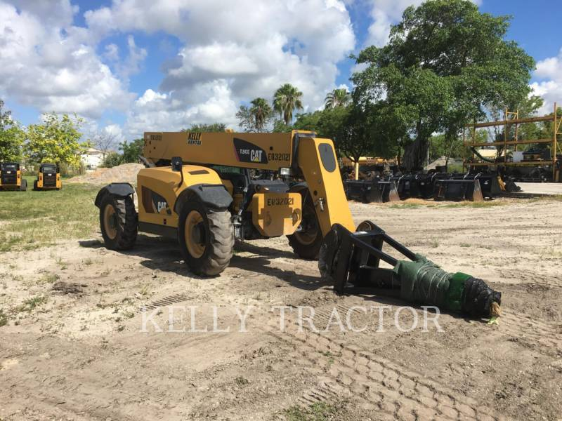 Caterpillar STIVUITOR TELESCOPIC TL943C equipment  photo 7