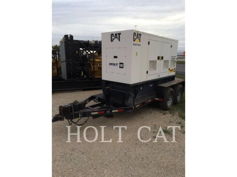 CATERPILLAR BEWEGLICHE STROMAGGREGATE XQ100 equipment  photo 2