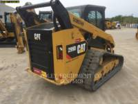CATERPILLAR KOMPAKTLADER 299DXPS2CA equipment  photo 3