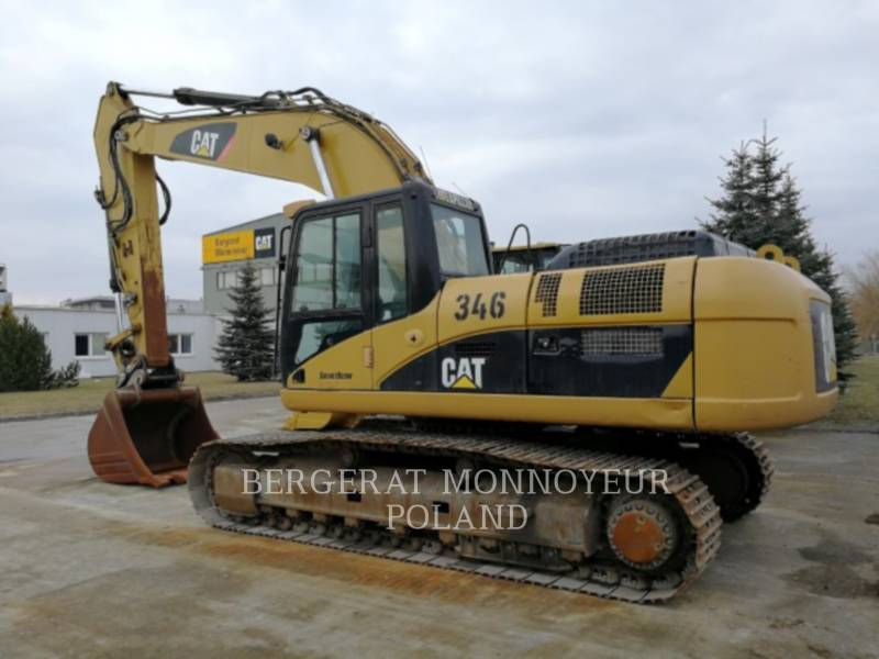 CATERPILLAR TRACK EXCAVATORS 325DLN equipment  photo 4