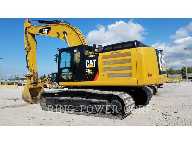 Caterpillar EXCAVATOARE PE ŞENILE 336FLHAMER equipment  photo 3