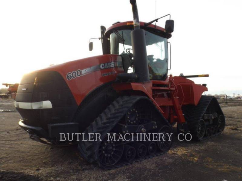 CASE/INTERNATIONAL HARVESTER TRACTEURS AGRICOLES 600Q equipment  photo 1