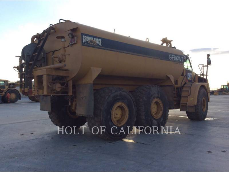 CATERPILLAR ARTICULATED TRUCKS 740B WT equipment  photo 2
