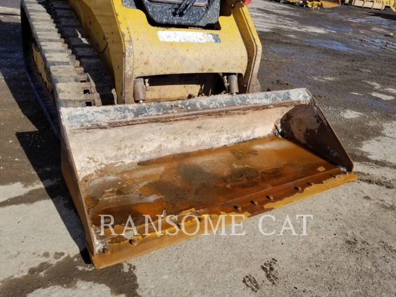 CATERPILLAR SKID STEER LOADERS 259B3 equipment  photo 8