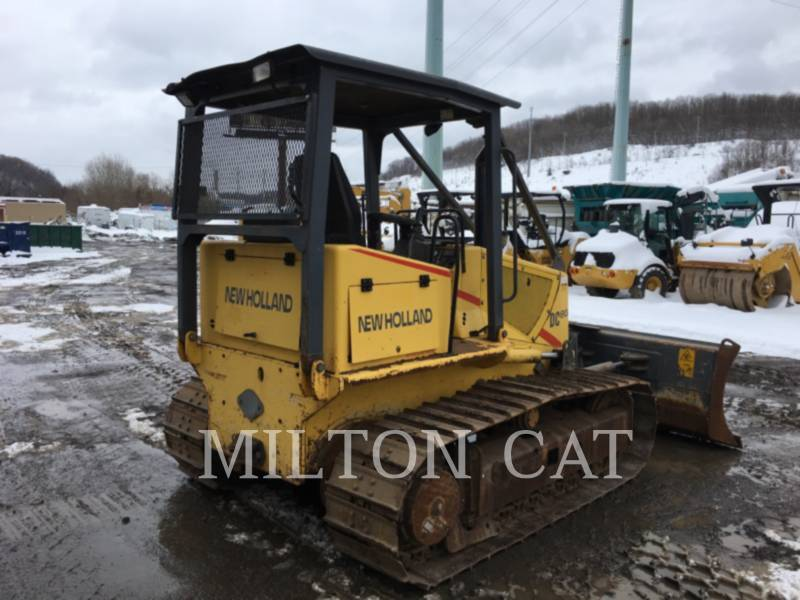 NEW HOLLAND LTD. TRACTORES DE CADENAS DC80 equipment  photo 4