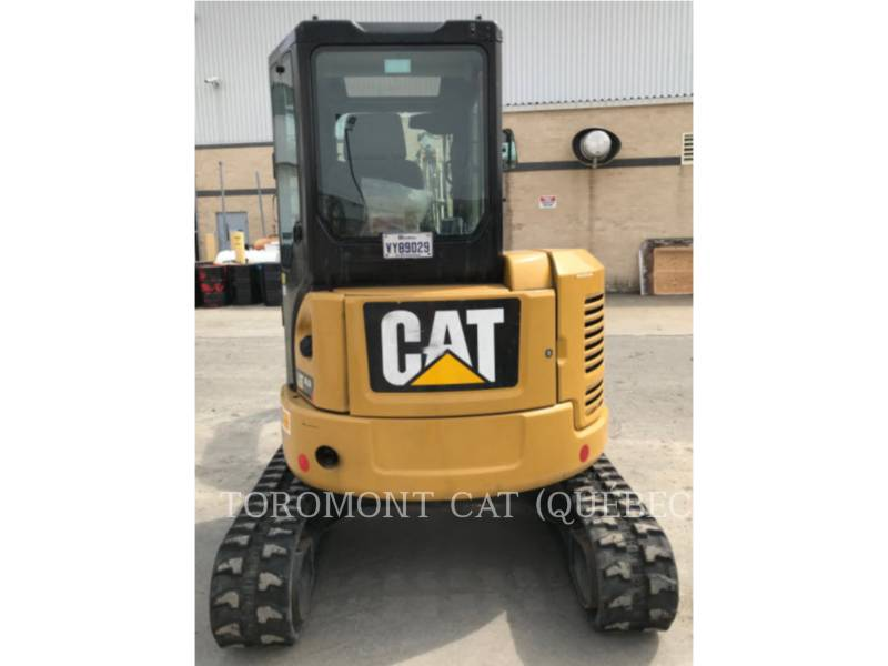 CATERPILLAR TRACK EXCAVATORS 303.5E2 CR equipment  photo 3