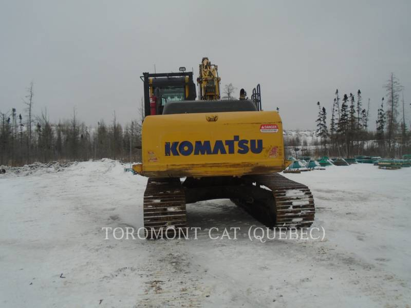 KOMATSU PELLES SUR CHAINES PC290LC equipment  photo 4