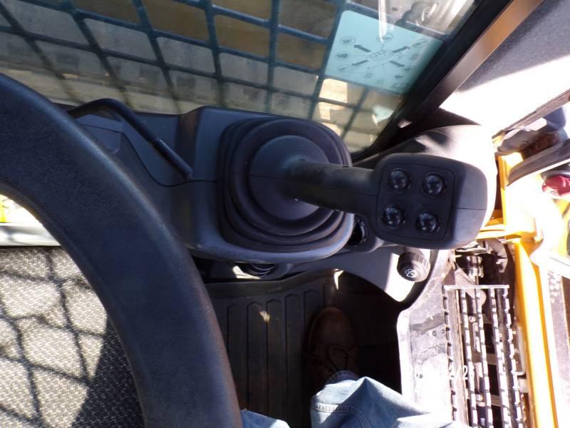 CATERPILLAR SKID STEER LOADERS 259D equipment  photo 11