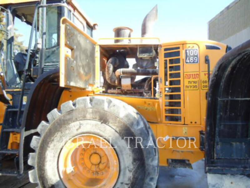 HYUNDAI CONSTRUCTION EQUIPMENT CHARGEURS SUR PNEUS/CHARGEURS INDUSTRIELS HL770-9 equipment  photo 10
