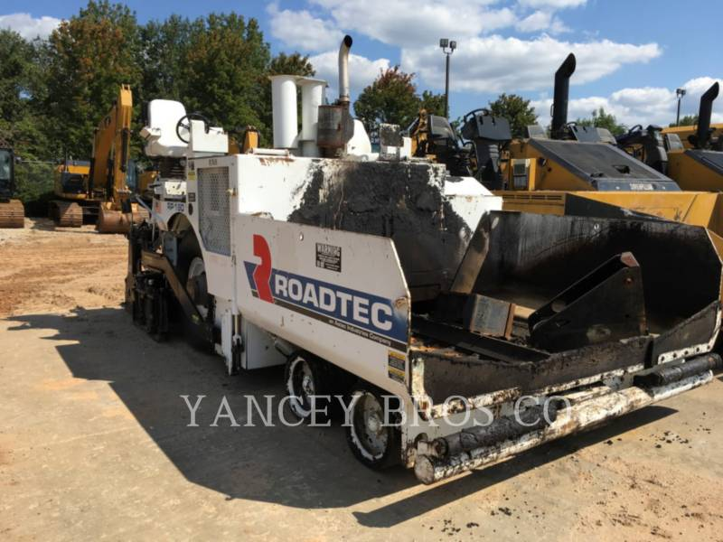 ROADTEC PAVIMENTADORA DE ASFALTO RP190 equipment  photo 11
