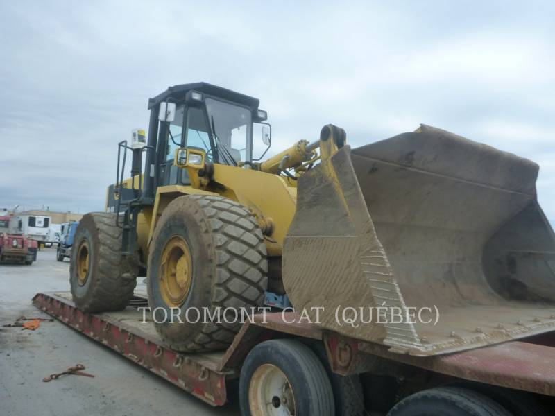 KOMATSU CARGADORES DE RUEDAS WA450 equipment  photo 1