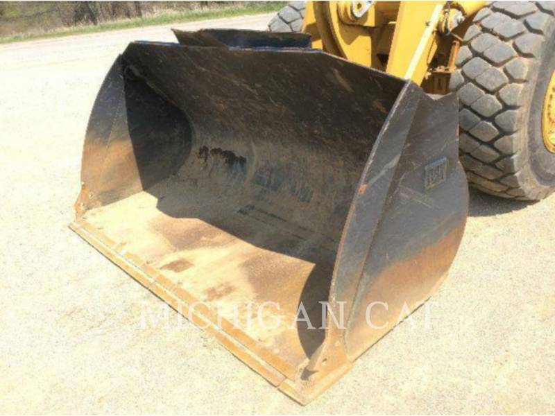 CATERPILLAR CARGADORES DE RUEDAS 938H 3R equipment  photo 15
