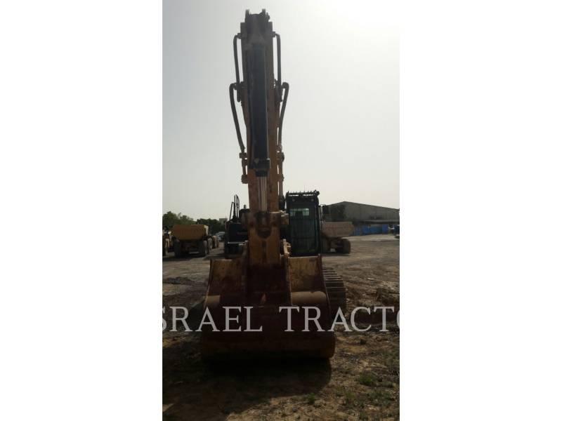 CAT TRADE-IN MINING SHOVEL / EXCAVATOR 349E equipment  photo 2
