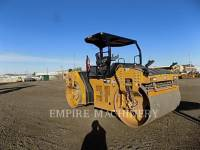 Equipment photo CATERPILLAR CB66B TAMBOR DOBLE VIBRATORIO ASFALTO 1