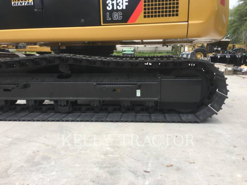 CATERPILLAR TRACK EXCAVATORS 313FL GC equipment  photo 10
