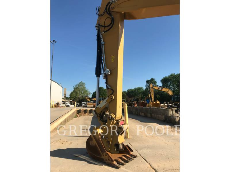 CATERPILLAR WHEEL EXCAVATORS M316F equipment  photo 8