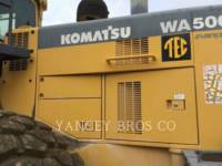 KOMATSU MINING WHEEL LOADER WA500-3LK equipment  photo 7