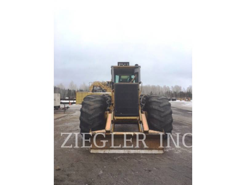 TIGERCAT FORESTRY - SKIDDER 610 C equipment  photo 5