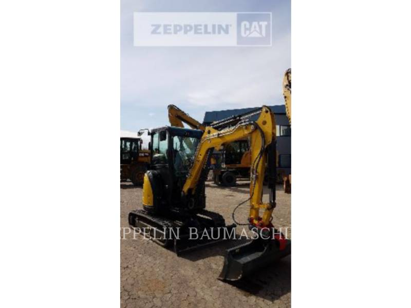 YANMAR TRACK EXCAVATORS VIO33 equipment  photo 1