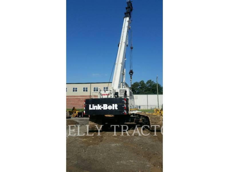 LINK-BELT CONST. GUINDASTES TCC-750 equipment  photo 3