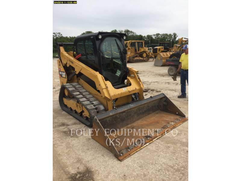 CATERPILLAR CHARGEURS TOUT TERRAIN 259DSTD2CA equipment  photo 2