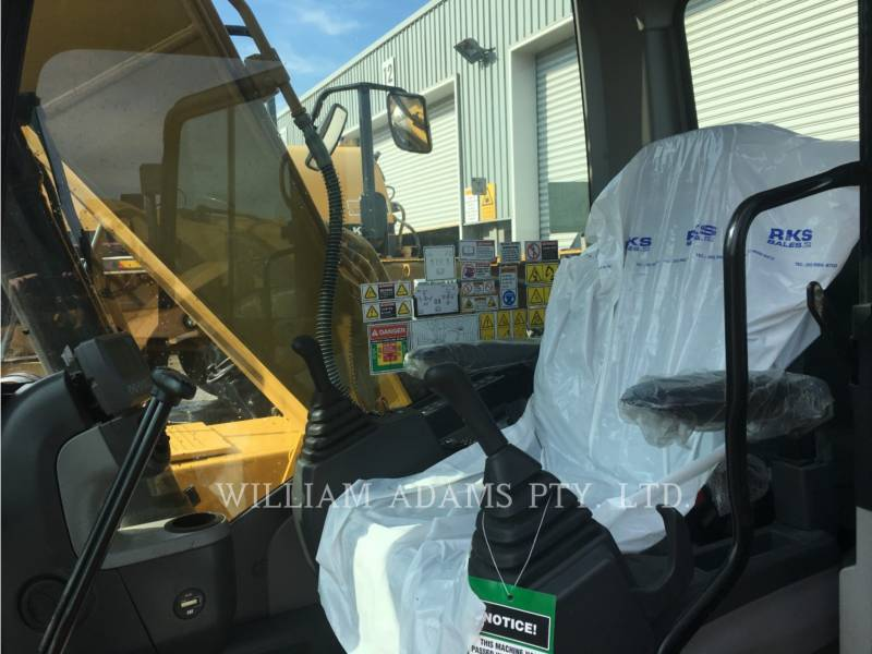 CATERPILLAR KETTEN-HYDRAULIKBAGGER 312FGC equipment  photo 4