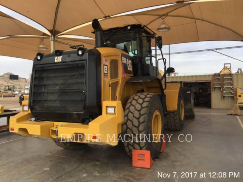 CATERPILLAR RADLADER/INDUSTRIE-RADLADER 950M FC equipment  photo 2