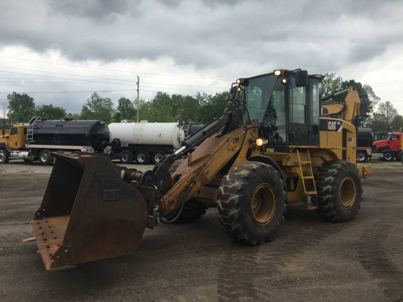 CATERPILLAR WHEEL LOADERS/INTEGRATED TOOLCARRIERS 930H equipment  photo 1