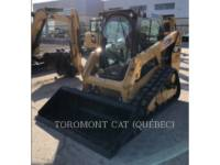 Equipment photo CATERPILLAR 239D DELTALADER 1