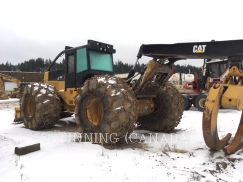 CATERPILLAR FORESTAL - ARRASTRADOR DE TRONCOS 545C equipment  photo 4