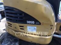 CATERPILLAR EXCAVADORAS DE CADENAS 305DCR equipment  photo 5