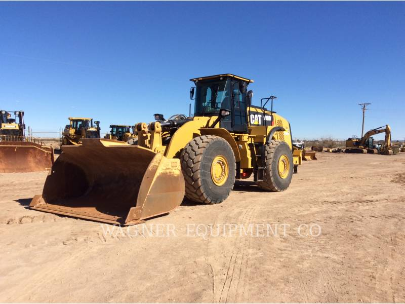 CATERPILLAR PALE GOMMATE/PALE GOMMATE MULTIUSO 980M equipment  photo 4