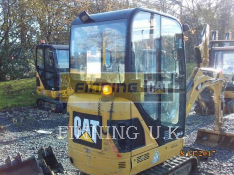 CATERPILLAR KETTEN-HYDRAULIKBAGGER 301.4CEXCB equipment  photo 7