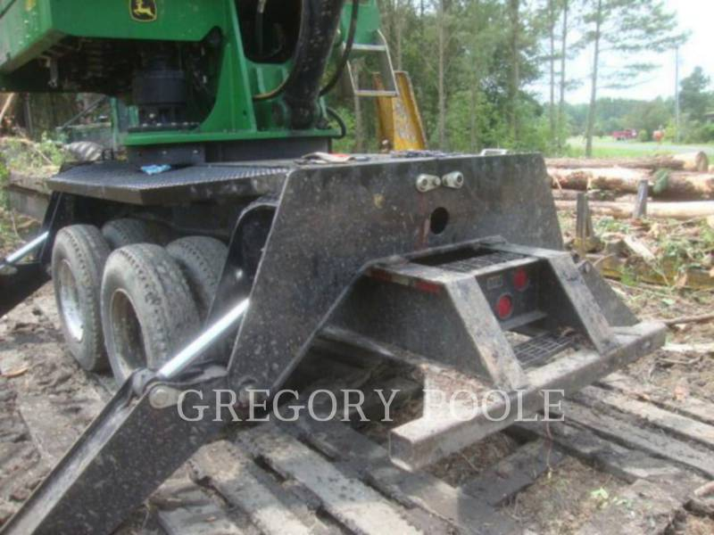 JOHN DEERE FORESTRY - LOG LOADERS 437D equipment  photo 6