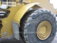 CATERPILLAR RADLADER/INDUSTRIE-RADLADER 980K equipment  photo 13