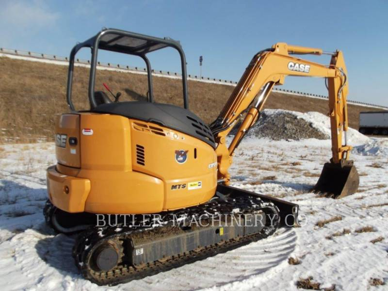 CASE/NEW HOLLAND KETTEN-HYDRAULIKBAGGER CX55B equipment  photo 4