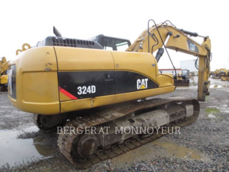 CATERPILLAR TRACK EXCAVATORS 324DLN equipment  photo 4