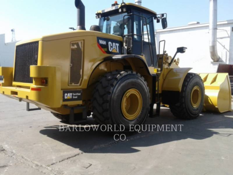 CATERPILLAR CARGADORES DE RUEDAS 966 H equipment  photo 3