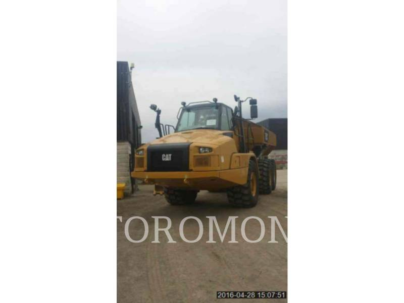 CATERPILLAR OFF HIGHWAY TRUCKS 730C equipment  photo 1