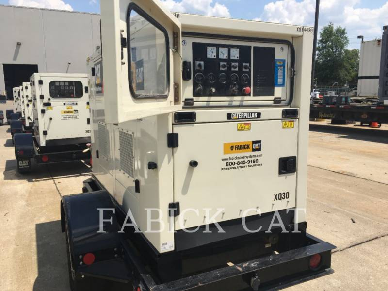 CATERPILLAR MOBILE GENERATOR SETS XQ 30 equipment  photo 1